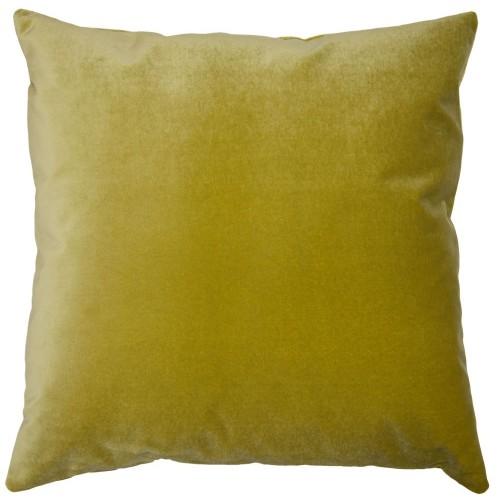 Paro Wasabi Velvet Pillow